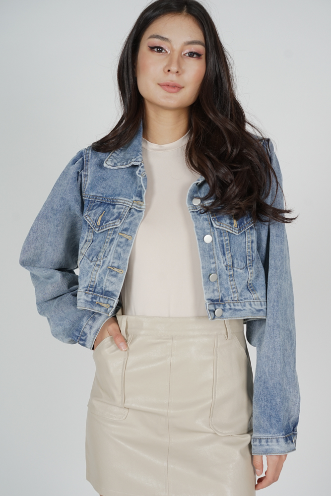 Jewo Jacket in Dark Blue